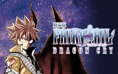 Ver Pelicula Fairy Tail: Dragon Cry Online