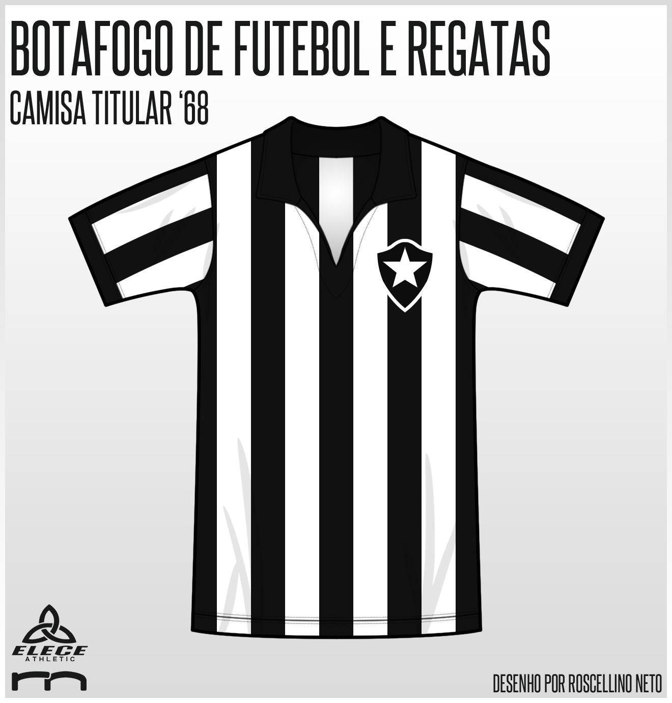 Elece Athletic  Campeões do Brasil  3  Botafogo de Futebol e Regatas 63c05fd53f6df