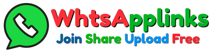 Whtsapplinks :- Join Share Upload Free WhatsApp Group Links