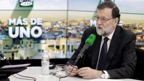 Mariano Rajoy afirma que Cataluña es una república