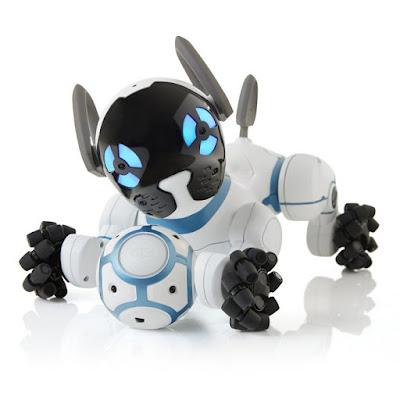 JUGUETES - WowWee - Chip  Perro Robot | Mascota Interactiva  2016 | Comprar en Amazon España