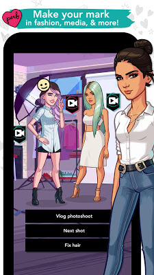 is the adventure game Android offered by Glu KENDALL & KYLIE MOD APK [Unlimited Cash + Mega MOD] v1.1.2 | Android Games