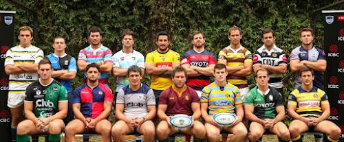 La UAR presentó el Nacional de Clubes 2016