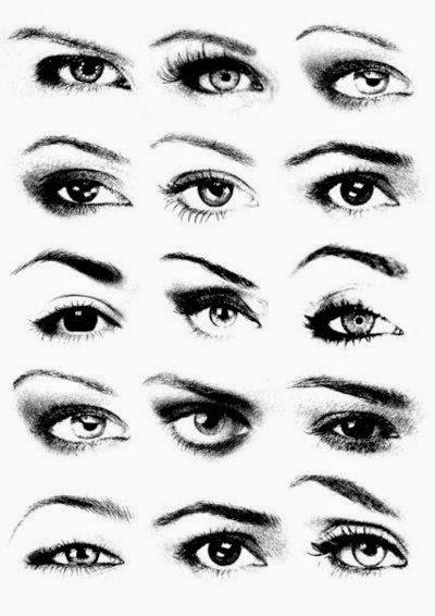 Make Up By Dana Comsa Machiajul In Functie De Forma Ochilor