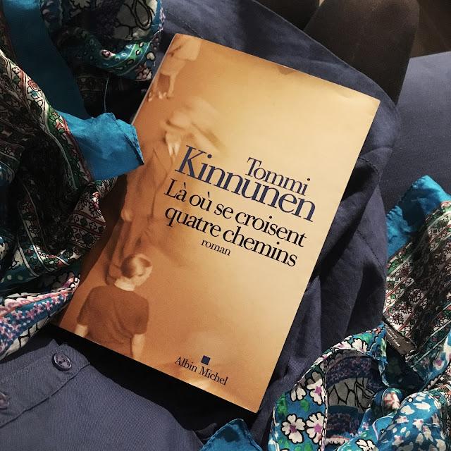 Chronique littéraire Là où se croisent quatre chemins par Mally's Books