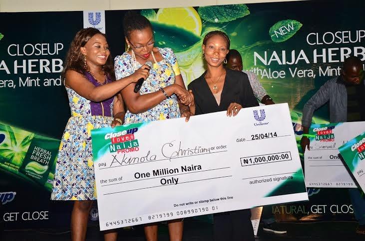 15 The CloseUp Naija Herbal Gel Launch Event