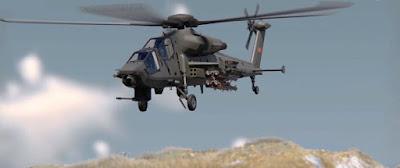 Atak-2 Ağır taarruz helikopteri
