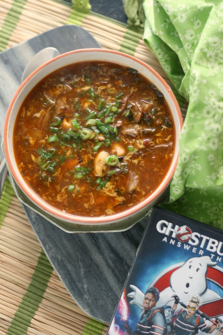 Hot and Sour Soup | Ghostbusters
