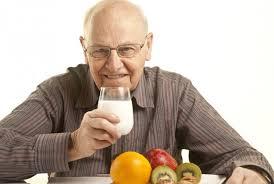 Inilah Pola Makan Sehat Untuk Lansia