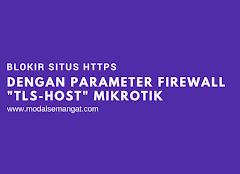 "Blokir Situs HTTPS Dengan Parameter Firewall ""TLS-HOST"""