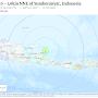 Lokasi Gempa Surabaya Hari Ini