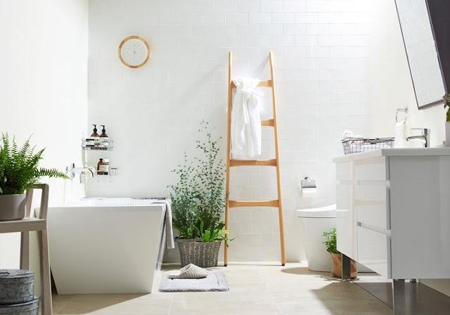 Phòng tắm đẹp, trang nhã