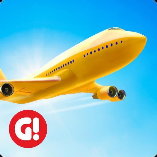 تحميل لعبه Airport City: Airline Tycoon مهكره اخر اصدار