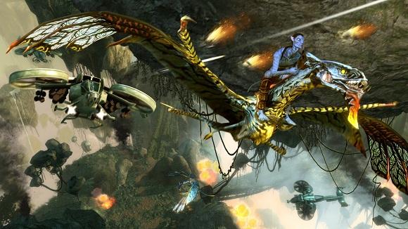 James Camerons Avatar The Game PC Full Version Screenshot 1