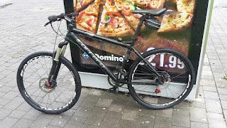 Stolen Bicycle - Carrera Subway 1