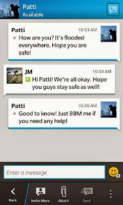 FREE BlackBerry Messenger Launched for Android smart phones, tablets and iOS devices