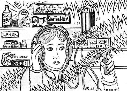 """2296414943 - Un sonido misterioso llamado """"The Hum"""" está desquiciando a la gente, y nadie sabe su causa"""