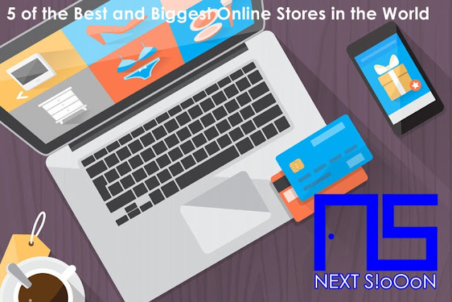 Online Shop, 5 of the Best Online Stores in the World, The Most Complete Online Store in the World, The Largest Online Store, the Best Online Shop Selling Site in the World, Online Store Site with the most complete products in the World, List of the Best Online Shop Sites in the World, 5 of the most complete and biggest online shop sites in the world.