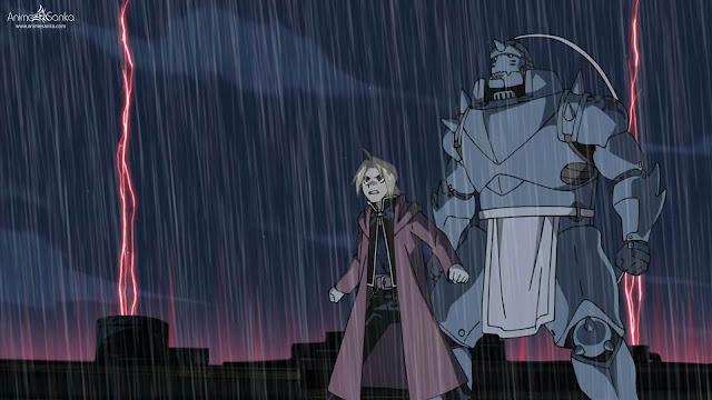 جميع حلقات انمى Fullmetal Alchemist: Brotherhood بلوراي BluRay مترجم أونلاين كامل تحميل و مشاهدة