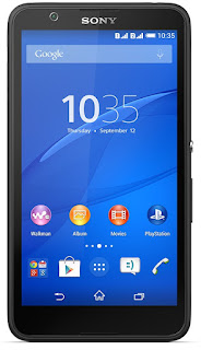Cara Flashing Sony Xperia E4 Dual E2115 dengan mudah
