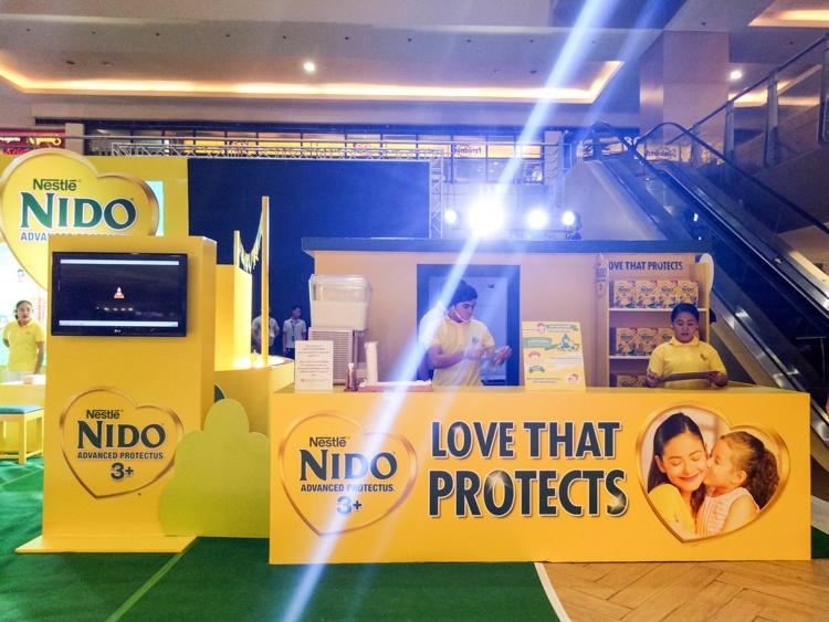 NIDO Advanced Protectus 3+