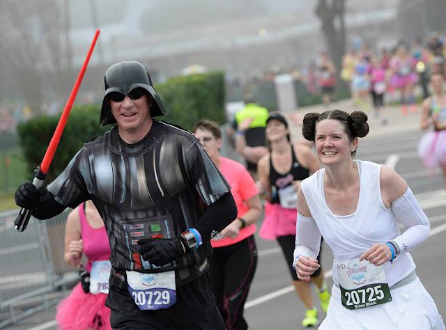 Corrida 10K Star Wars na Disney em Orlando