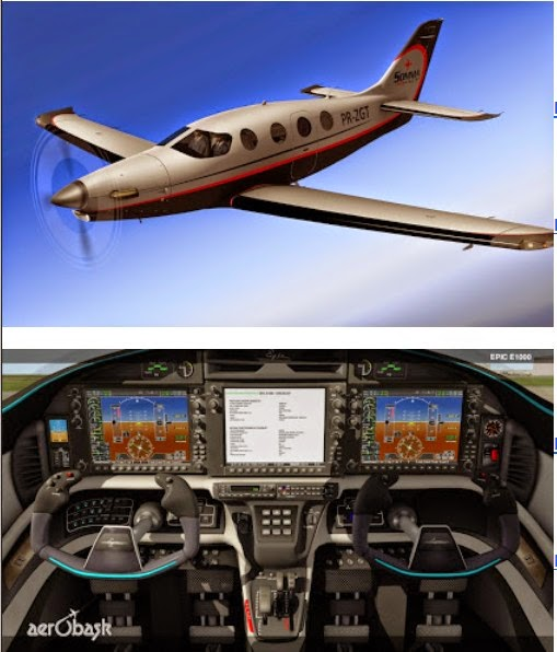 South West Flight Simulation: New X-Plane Epic E1000 by
