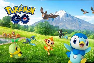 Download Pokemon GO APK Versi 0.131.4  dengan Update Fitur Terbaru