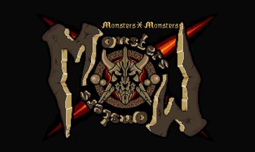 Monsters X Monsters v 1.0.0 MOD Apk - cover