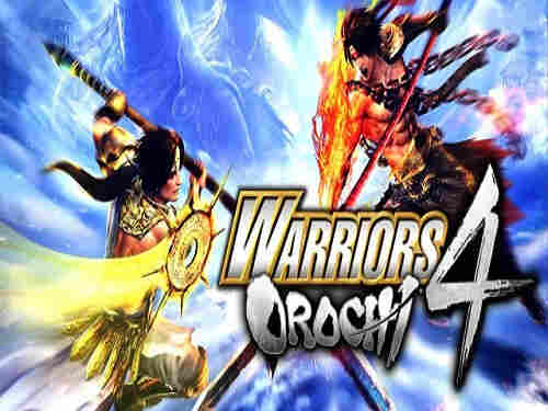 WARRIORS OROCHI 4 PC Game Free Download