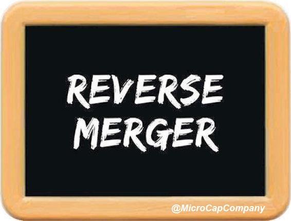 Image result for reverse merger