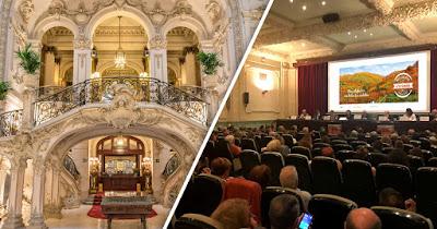 El Valle del Jerte presenta su Otoñada en el Casino de Madrid