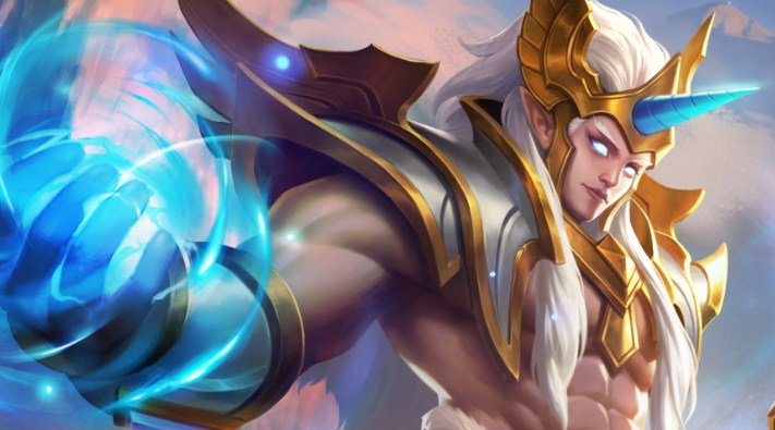 Hero Hylos Mobile Legends - Background, Quote Plus Suara, Dan Video Gameplay