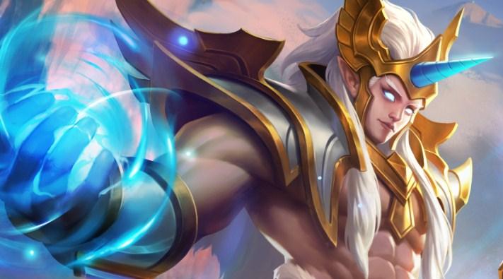 Hero Hylos Mobile Legends - Background, Quote Plus Suara, Dan Video Gameplay