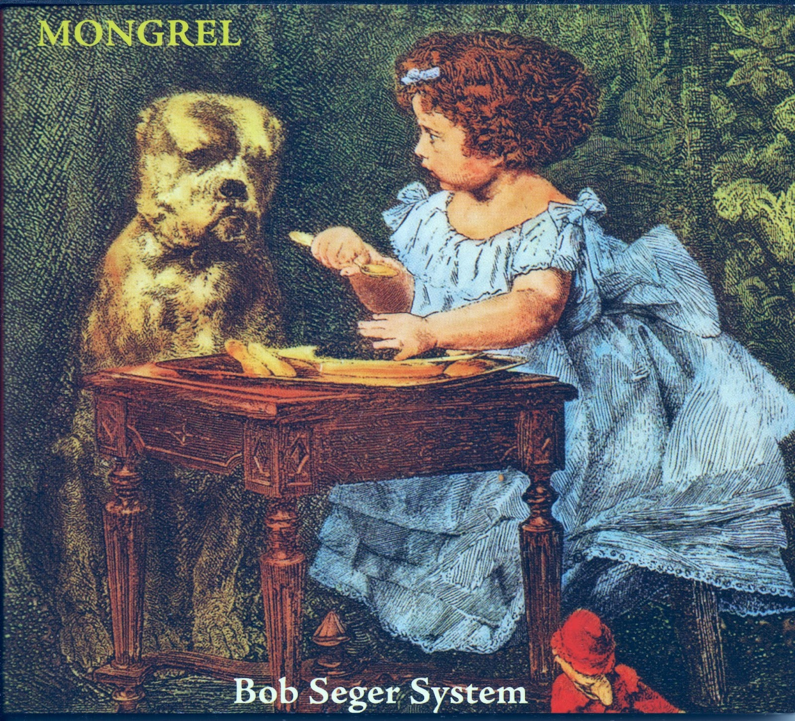 The Bob Seger System - Mongrel (1970 us, fantastic hard, rhythm and