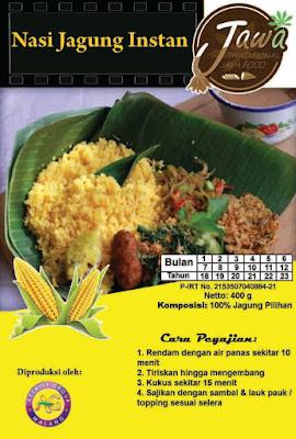 nasi jagung, beras jagung, gerit jagung