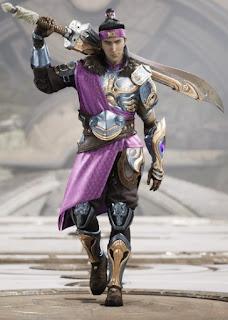 Kwang paragon hero