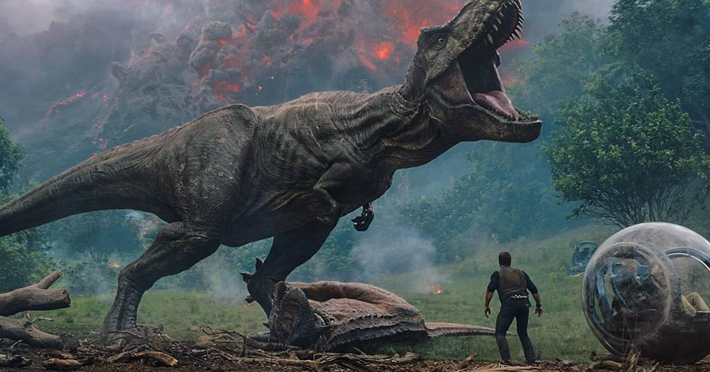 """Saiu! Primeiro trailer de """"Jurassic World: O Reino Ameaçado"""", Vem Ver!"""