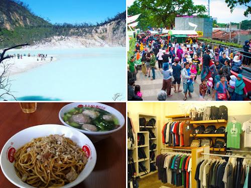 Tips Wisata Saat Libur Lebaran di Bandung