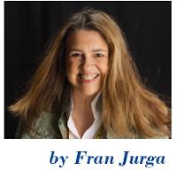 Writer Fran Jurga