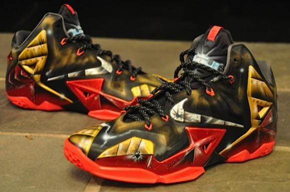 EffortlesslyFly.com - Online Footwear Platform for the ...Lebron 11 Customize Ideas