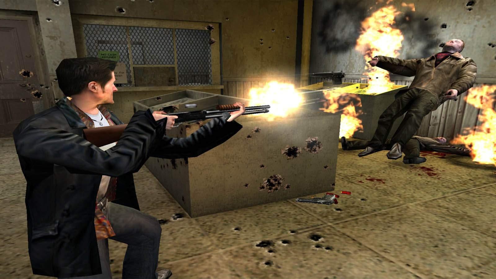 تحميل لعبة Max Payne 1 مضغوطة برابط واحد مباشر كاملة مجانا