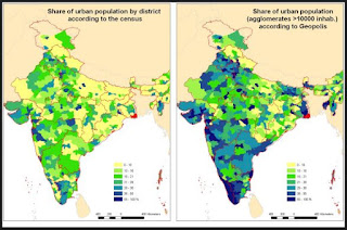 The Process of Urbanisation in India: Problems and Prospects