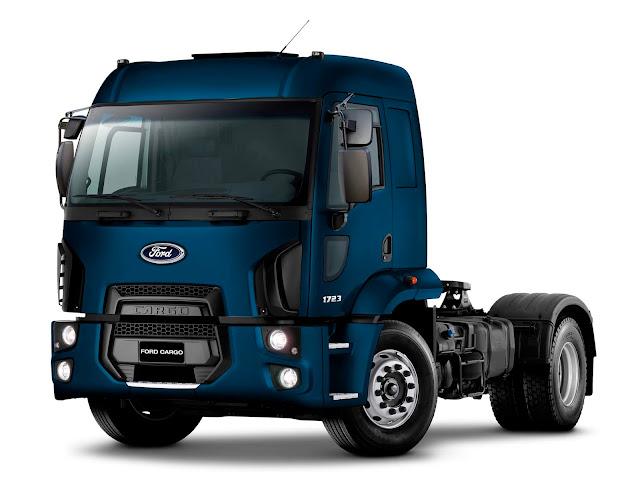 Ford lidera mercado de caminhões na Argentina