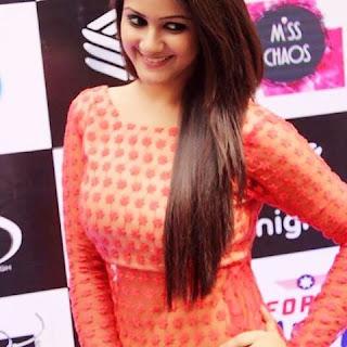 Trina Saha TV Serial Actress Smile