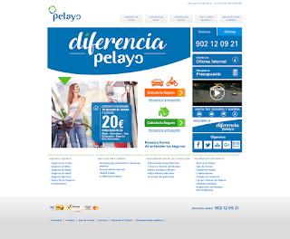 en la web de Pelayo se usa el sello validador de lenguaje CSS y no valida en ninguna versión