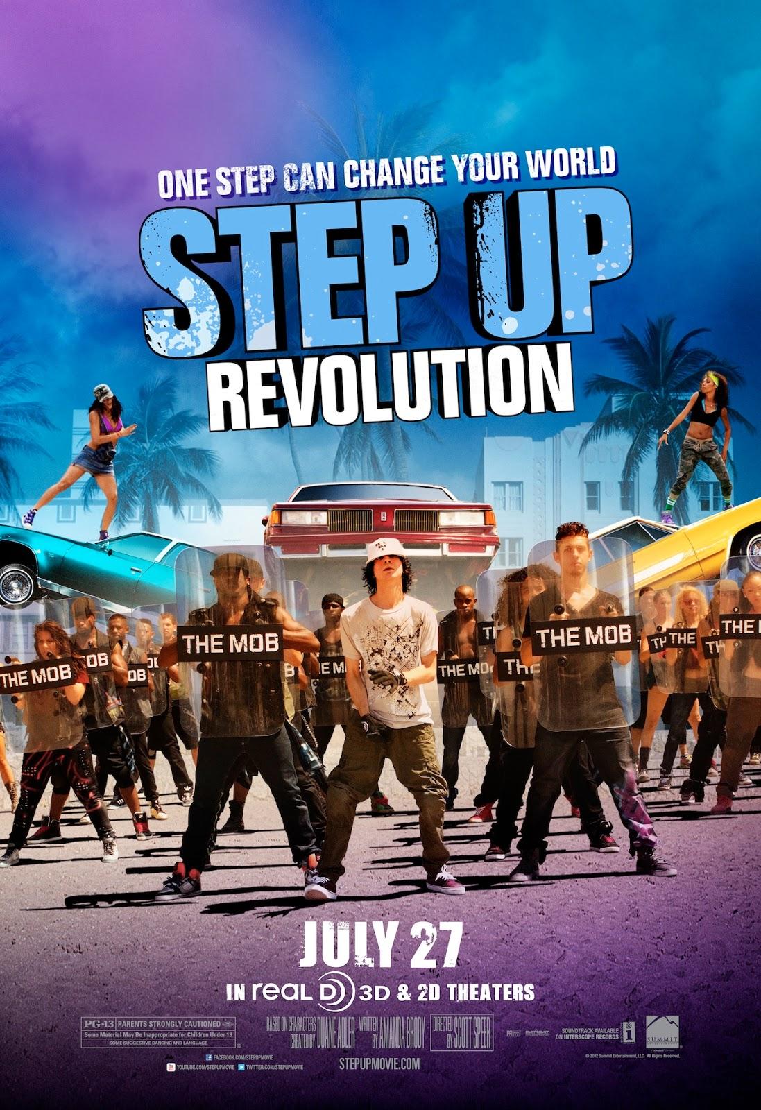 Step Up 4 Revolution Dvdripmegalatino Identi