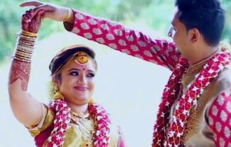 Malaysian Indian Cinematic Wedding Of Pravin Nair & Jesveen