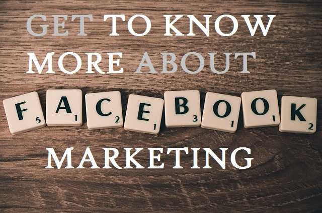 Want to know how Marketing on Facebook works? Try This Great Advice that will help you