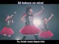 BABYMETAL - Road Of Resistance Romaji Terjemahan Indonesia[MP4]